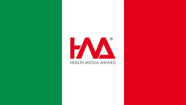Health Media Award Italy 2021